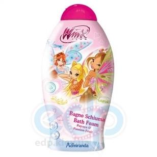 Admiranda Winx - Пена для ванны с ароматом розы и киви - 500 ml (арт. AM 76108)