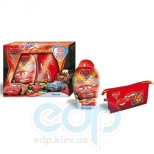 Admiranda Cars2 - Набор подарочный (Гель для душа Cars2 300 ml + косметичка) (арт. AM 71635)