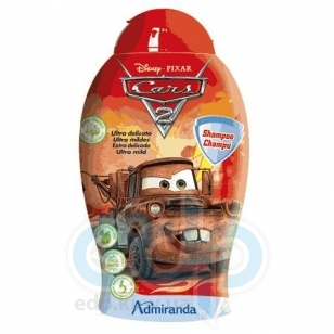 Admiranda Cars2 Mater - Шампунь для волос - 250 ml (арт. AM 71630)