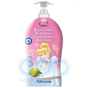 Admiranda Disney Princess Cinderlla - Пена для ванны с экстрактом масла арганы - 500 ml (арт. AM 71264)