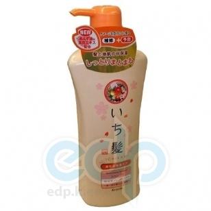 Kanedo Шампунь для поврежденных волос, интенсивно увлажняющий с экстрактом масла абрикоса - Ichikami  - 530 ml (KN 72092 )