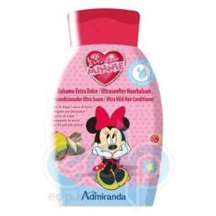 Admiranda Minnie - Бальзам для волос с экстрактом масла ши и арганы - 300 ml (арт. AM 71052)