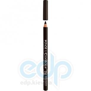 Карандаш для век устойчивый Bourjois - 16H Khol & Contour №78 Темно-коричневый - 1.14 g