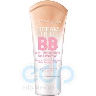 Крем-уход для лица с тонирующим эффектом Maybelline - BB Dream Fresh SPF30 Очень светлый - 30 ml