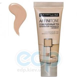 Тональный крем для лица выравнивающий Maybelline - Affinitone №24 Золотисто-бежевый - 30 ml