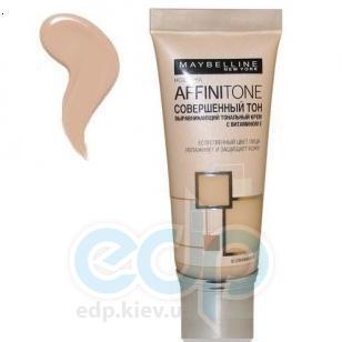 Тональный крем для лица выравнивающий Maybelline - Affinitone №16 Ванильно-розовый - 30 ml