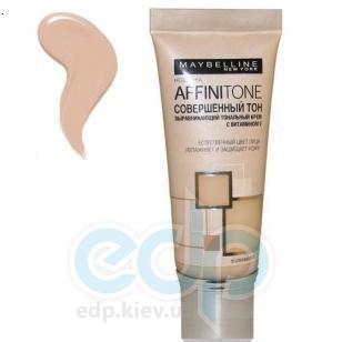 Тональный крем для лица выравнивающий Maybelline - Affinitone №03 Светло-бежевый - 30 ml