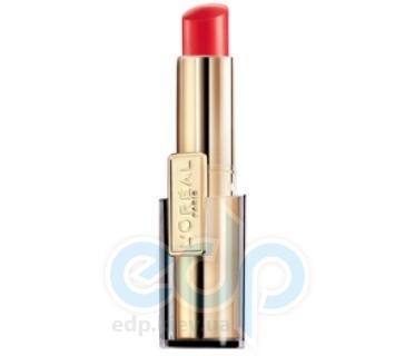 Помада для губ увлажняющая L'Oreal - Rouge Caresse №401 Насыщенный красный - 4.5 g