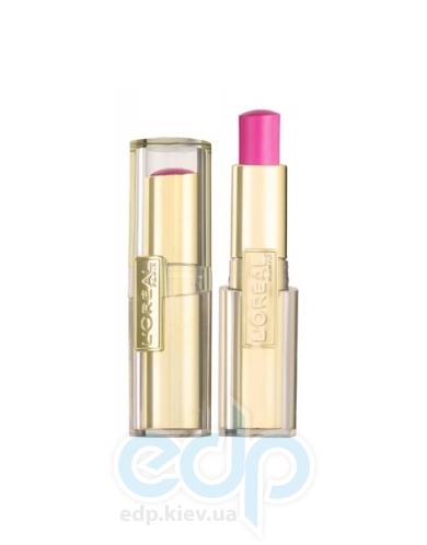 Помада для губ увлажняющая L'Oreal - Rouge Caresse №07 Фуксия - 4.5 g