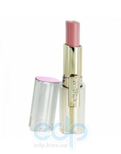 Помада для губ увлажняющая L'Oreal - Rouge Caresse №02 Нежно-розовый - 4.5 g