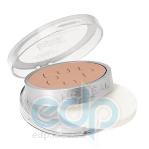 Пудра для лица компактная тающая L'Oreal - Alliance Prefect №R1 Светло-опаловый розовый - 9 g