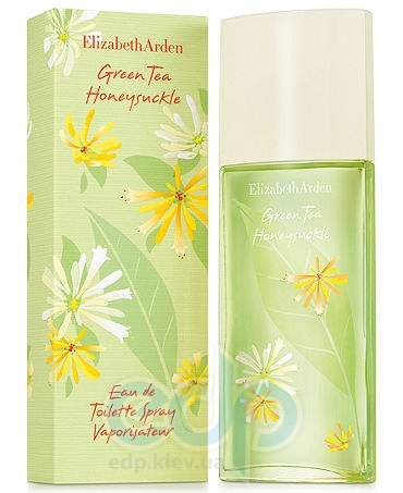 Elizabeth Arden Green Tea Honeysuckle - туалетная вода - 100 ml TESTER