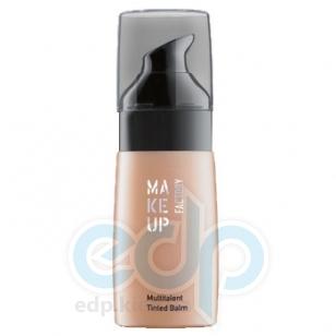 Make up Factory - Крем тональный для лица увлажняющий для всех типов кожи Multitalent Tinted Balm 03 SPF 15 - 30 ml (26303)