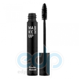 Make up Factory - Тушь для ресниц объемная Volume Mascara 10 черная - 18 ml (240110)
