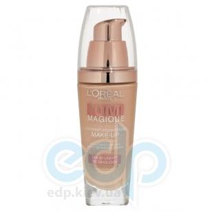Тональный крем для лица выравнивающий, придающий сияние L'Oreal - Lumi Magique SPF18 №R/С/К2 Розовая ваниль - 30 ml