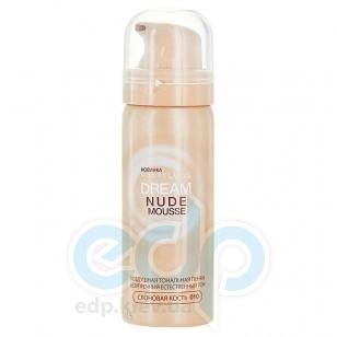 Мусс тональный для лица увлажняющий Maybelline - Dream Nude Mousse №010 SPF16 Слоновая кость - 50 ml