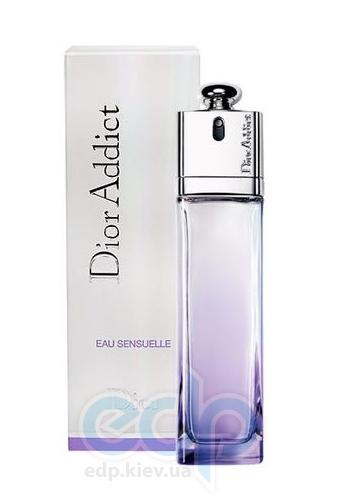 Christian Dior Addict Eau Sensuelle - туалетная вода -  пробник (виалка) 1 ml
