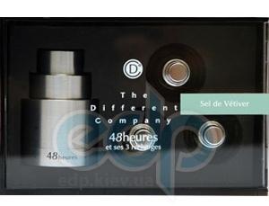 The Different Company 48h Sel De Vetivier travel kit (Алюминиевый чехол) - спрей туалетная вода - 3 x 10 ml