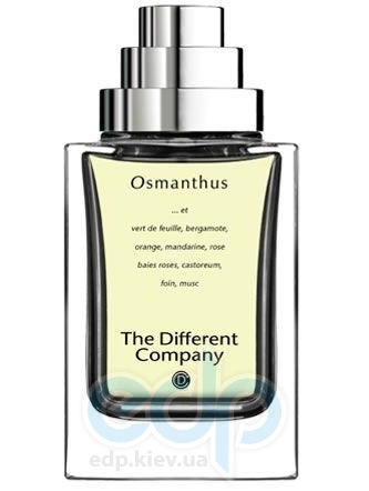 The Different Company Osmanthus - туалетная вода - 90 ml
