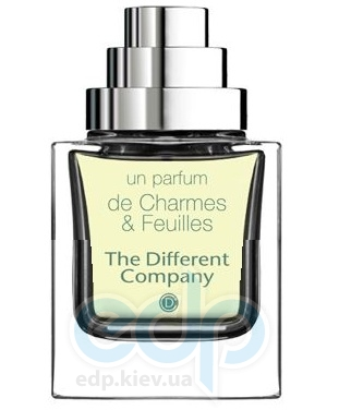 The Different Company Un Parfum De Charmes & Feuilles - туалетная вода - 50 ml