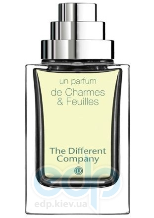 The Different Company Un Parfum De Charmes & Feuilles - туалетная вода - 90 ml