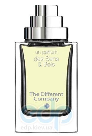The Different Company Parfum Des Sens & Bois - туалетная вода - 50 ml