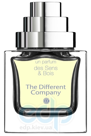 The Different Company Parfum Des Sens & Bois - туалетная вода - 90 ml TESTER
