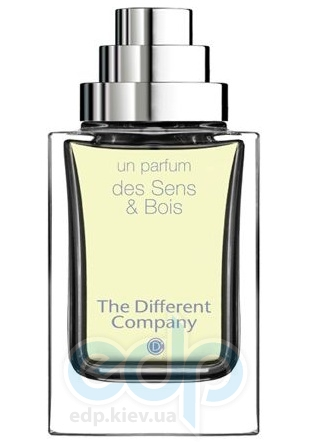 The Different Company Un Parfum De Sens & Bois - туалетная вода - 90 ml