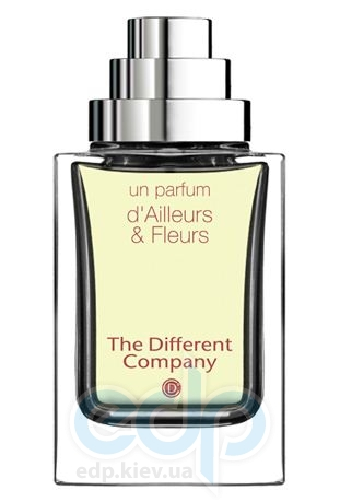 The Different Company Un Parfum D'Alleurs & Fleurs - парфюмированная вода - 90 ml TESTER