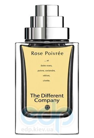 The Different Company Rose Poivree - туалетная вода - 90 ml