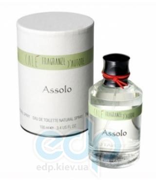 Cale Fragranze d'Autore Assolo - парфюмированная вода - 100 ml TESTER