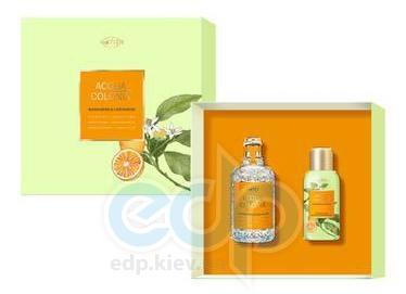 Acqua Colonia 4711 Mandarine & Cardamom (мандарин и кардамон) -Набор подарочный ( туалетная вода 170 ml + гель для душа 75 ml)