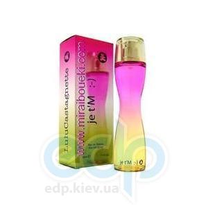 Lulu Castagnette JET` M - парфюмированная вода - 30 ml