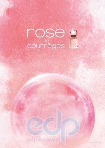 Courreges parfums Rose De Courreges - парфюмированная вода - 90 ml