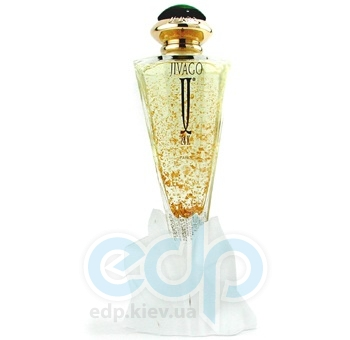 Jivago 24K Pour Femme Diamond - парфюмированная вода (в кожанном футляре) - 50 ml