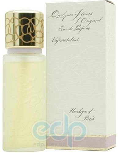 Houbigant Quelques Fleurs L`Original - парфюмированная вода - 50 ml