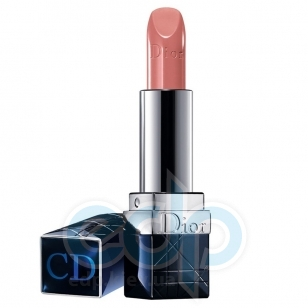 Помада для губ увлажняющая, придающая натуральный оттенок с эффектом бальзама Christian Dior - Rouge Dior Nude №169 - 3.5g
