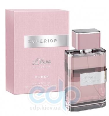 s.Oliver Superior Woman  - парфюмированная вода - 30 ml