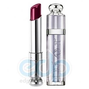 Помада для губ увлажняющая, придающая объем и блеск Christian Dior - Dior Addict №881 Fashion Week - 3.5g
