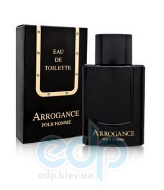 Arrogance Pour Homme - Набор (туалетная вода 100 + после бритья 100)