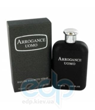Arrogance Uomo - Набор (туалетная вода 75 + бальзам после бритья 75)