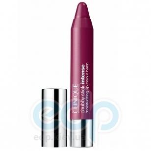 Помада-бальзам для губ интенсивно увлажняющая, придающая насыщенный оттенок Clinique - Chubby Stick Intense Moisturizing Lip Colour Balm №08 Grandest Grape - 3g