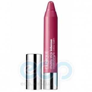 Помада-бальзам для губ интенсивно увлажняющая, придающая насыщенный оттенок Clinique - Chubby Stick Intense Moisturizing Lip Colour Balm №06 Roomiest Rose - 3g