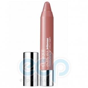 Помада-бальзам для губ интенсивно увлажняющая, придающая насыщенный оттенок Clinique - Chubby Stick Intense Moisturizing Lip Colour Balm №01 Curviest Caramel - 3g