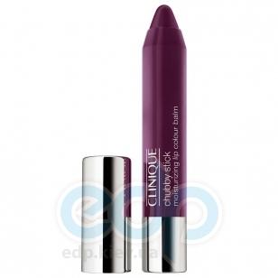 Помада-бальзам для губ интенсивно увлажняющий, устойчивый Clinique - Chubby Stick Moisturizing Lip Colour Balm №16 Voluptuous Violet - 3g