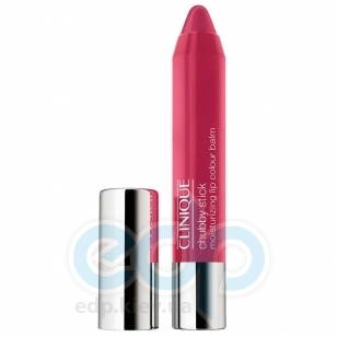 Помада-бальзам для губ интенсивно увлажняющий, устойчивый Clinique - Chubby Stick Moisturizing Lip Colour Balm №14 Сurvy Сandy - 3g