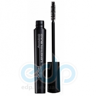 Тушь для ресниц Gosh - Length`n Build Mascara - 10 ml