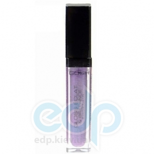 Блеск для губ Gosh - Light`n Shine №07 Light Purple - 6 ml