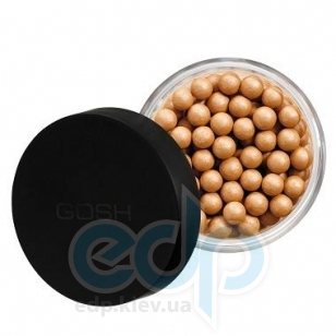 Пудра для лица в шариках Gosh - Precious Powder Pearls Glow - 25 g