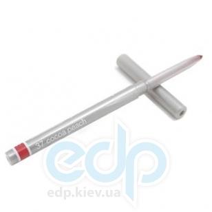 Карандаш для губ стойкий, автоматический Clinique - Quickliner For Lips №37 Cocoa Peach - 0.3g